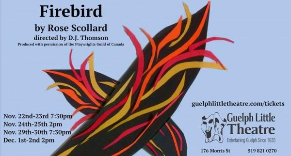 Firebird The EBar Fun Thoughts On Theatre